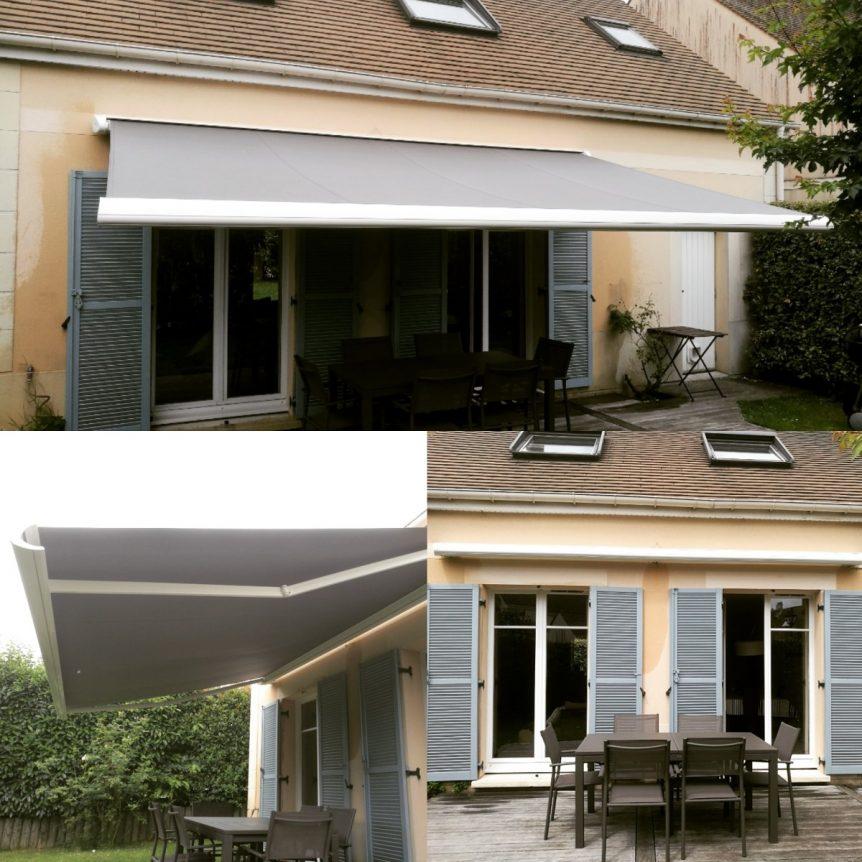Installation stores extérieurs dans les Yvelines 78