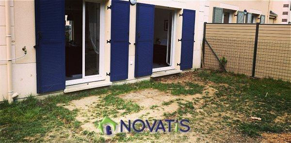 Realisation Terrasse En Lames Bois A Feucherolles Novatis